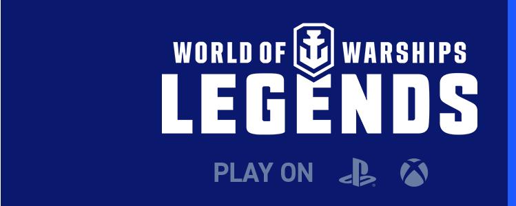 WOWS Legends
