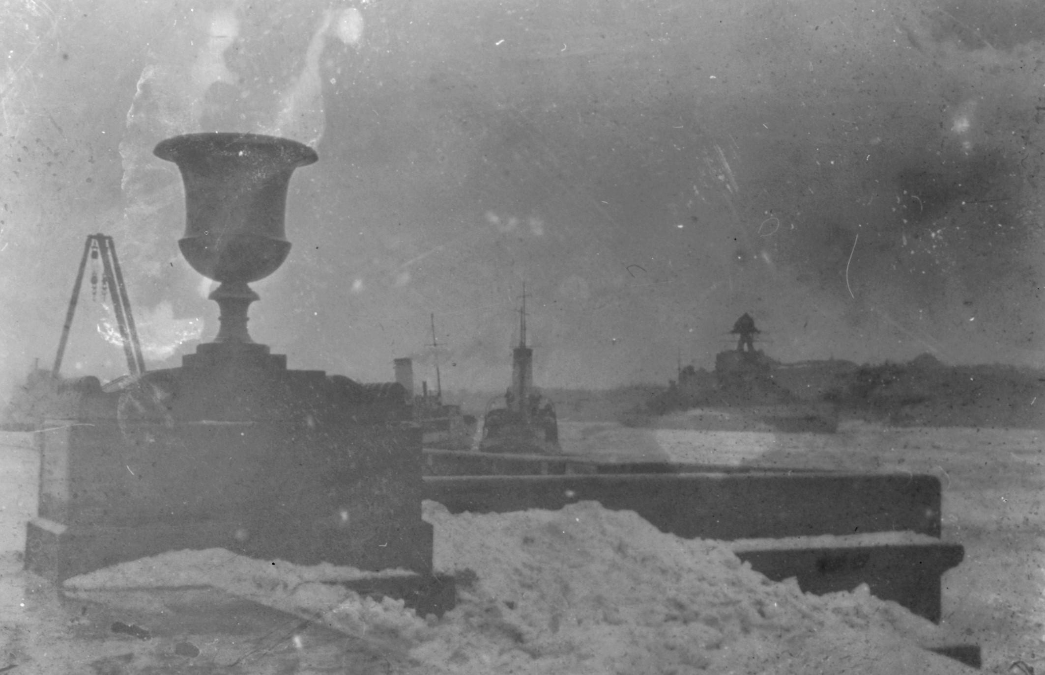 Киров на реке Неве, 1944