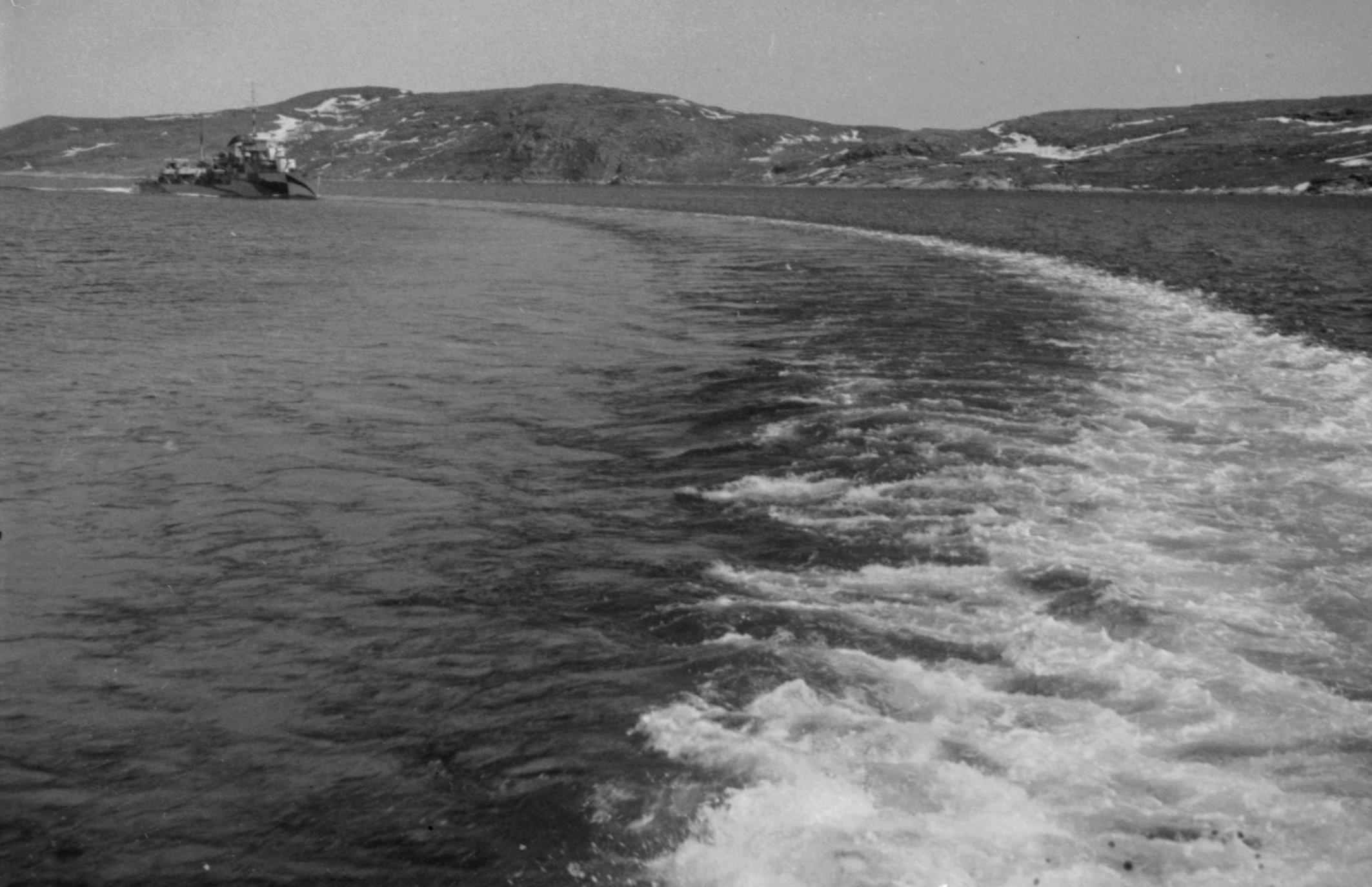 В походе, 1943